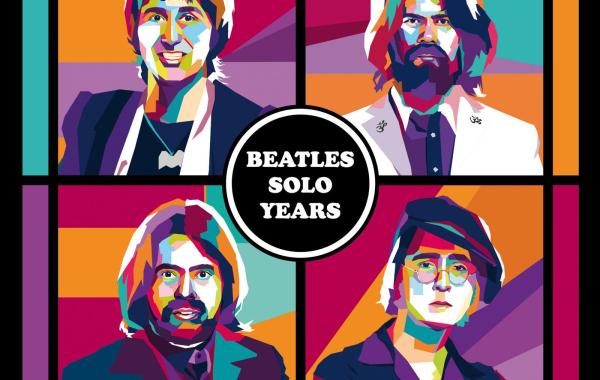 THE BACKWARDS – World Beatles Show (Beatles Solo Years)