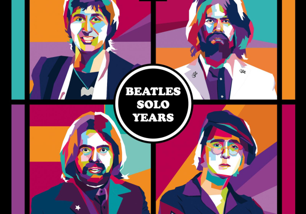 THE BACKWARDS – World Beatles Show (Beatles Solo Years)