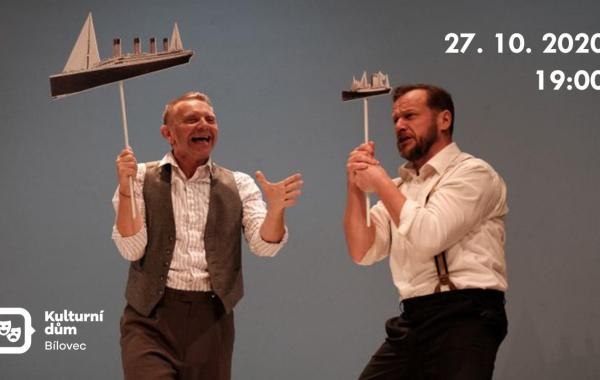 TITANIC: divadelní představení - ZRUŠENO