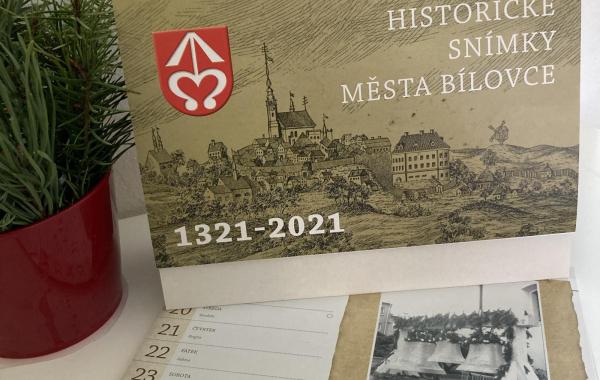 Nový kalendář města: HISTORICKÉ SNÍMKY MĚSTA BÍLOVCE