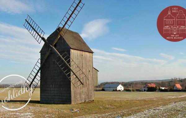 Vyjížďka TATRABUSEM na komentovanou prohlídku větrného mlýna