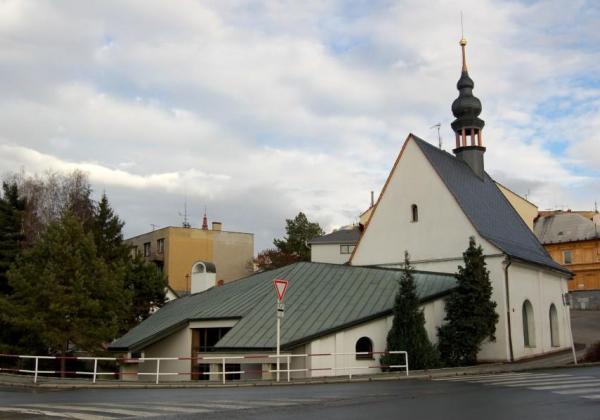 St Barbara's Chapel