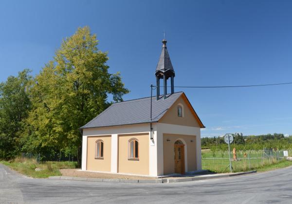 St. Martin's Chapel in Nové Dvory