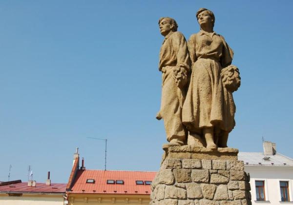 Liberation memorial
