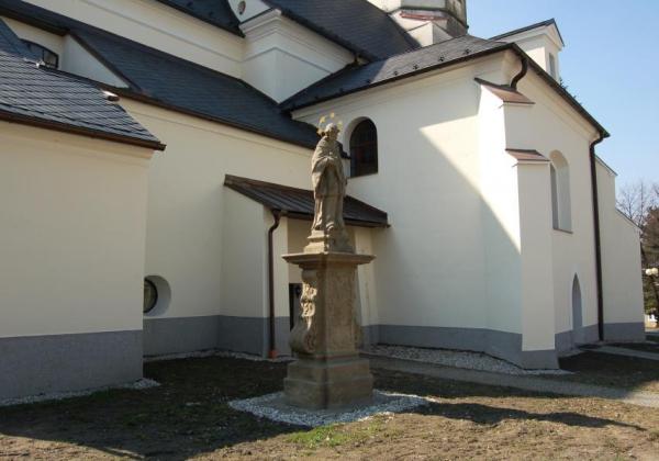 Statue of John of Nepomuk