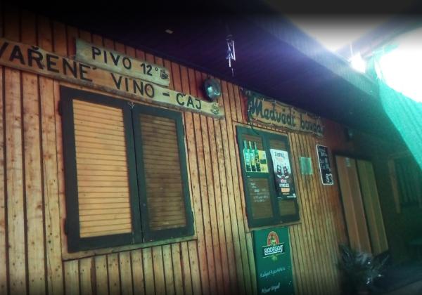 Restaurace Medvědí Bouda